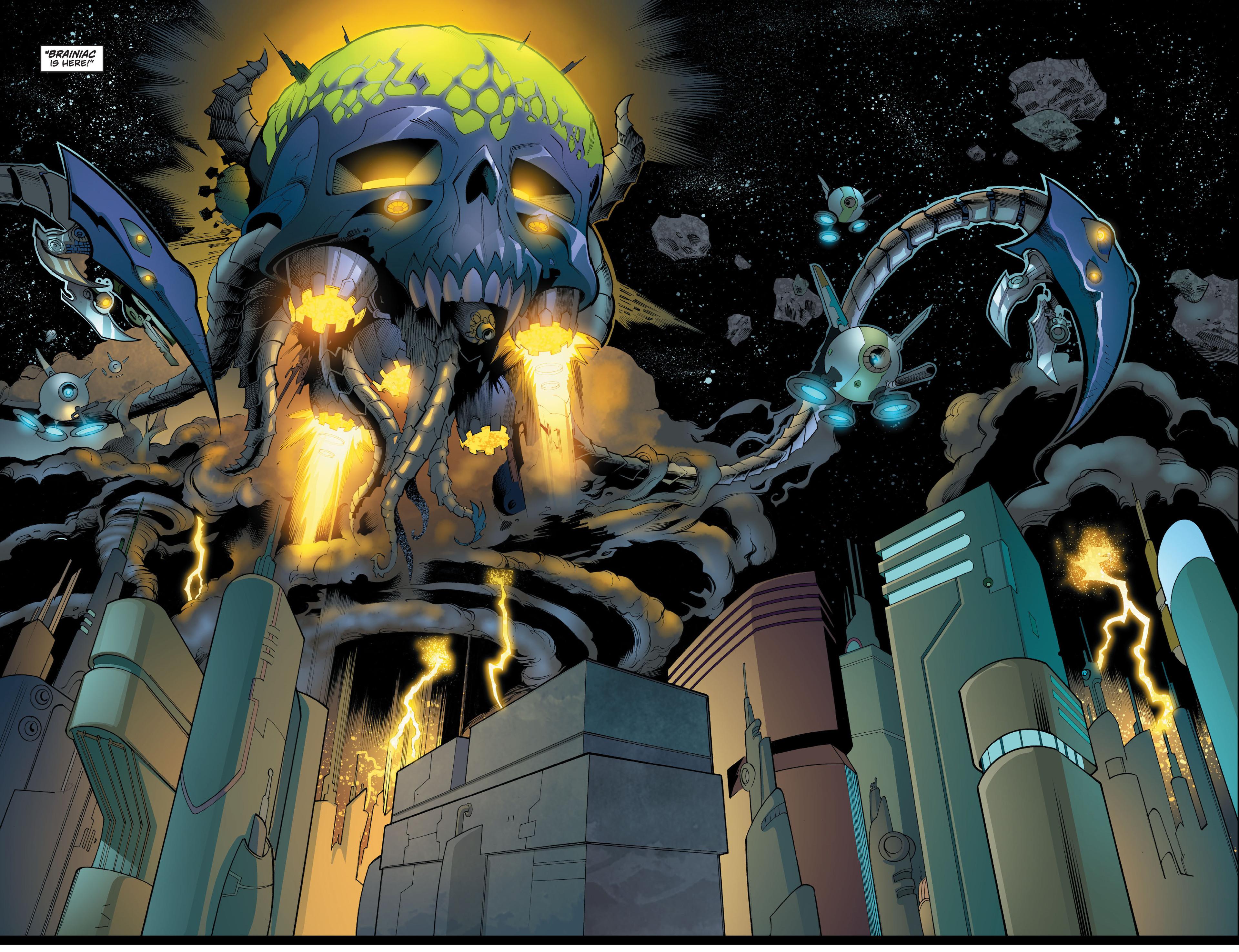 Supergirl (2011) Issue #23 #25 - English 19