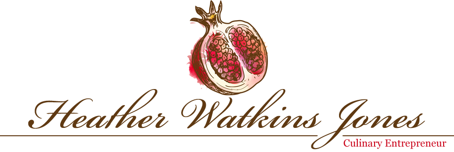 Heather Watkins Jones - Culinary Entrepreneur