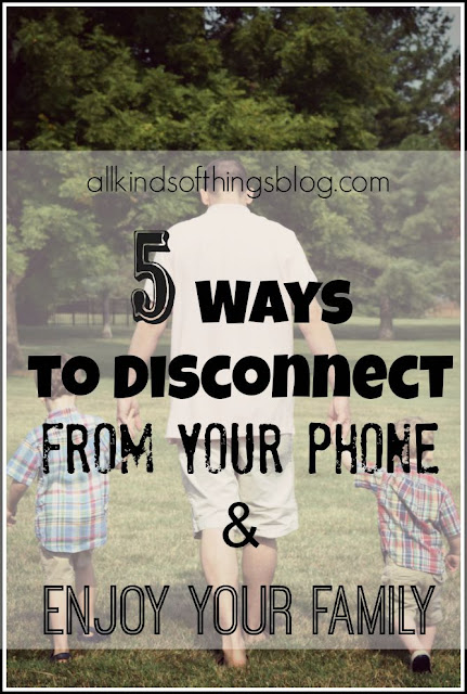 5 Ways to Disconnect from Technology