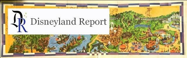 Disneyland Report