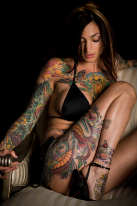 from Mark women s charmed tattoos xxx