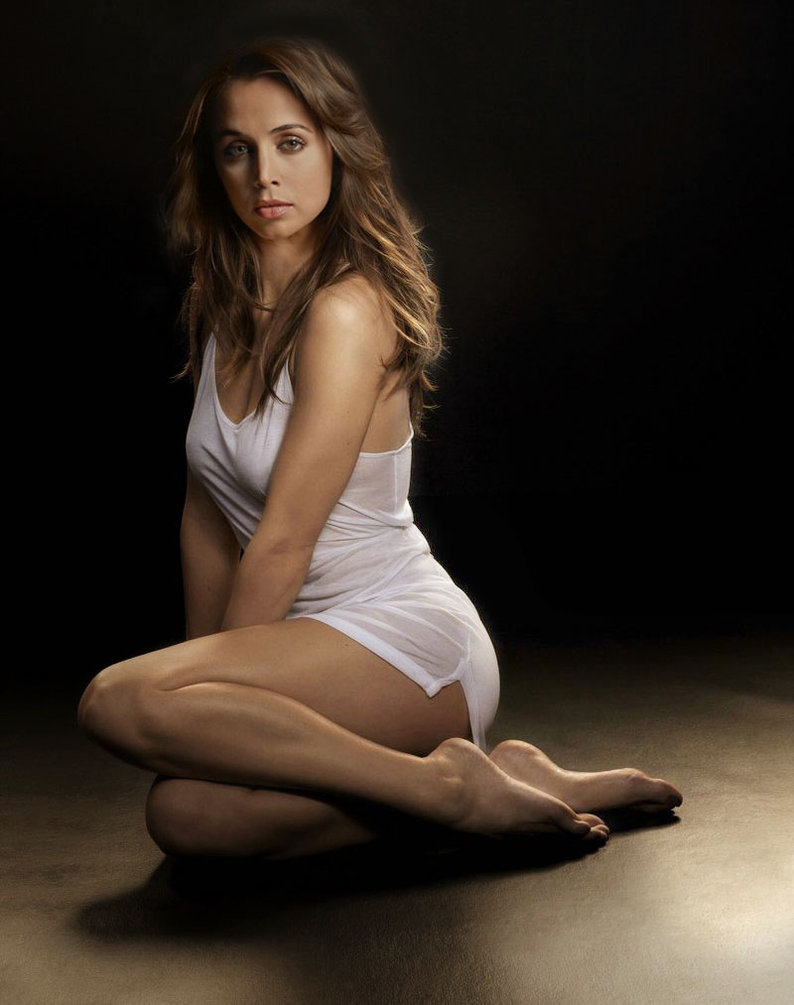 Eliza Dushku 2014 - wallpaper.
