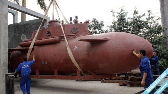 Kapal selam mini Vietnam