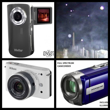 Infrared Converted Camcorders!