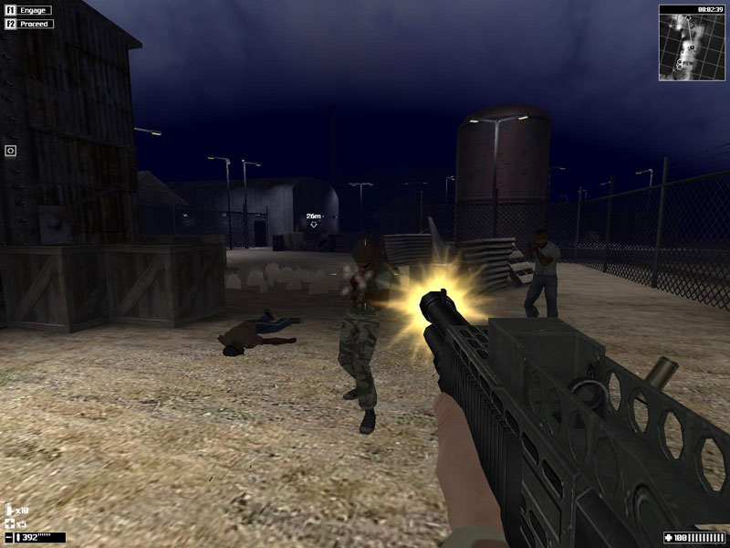 shooting game free  full version