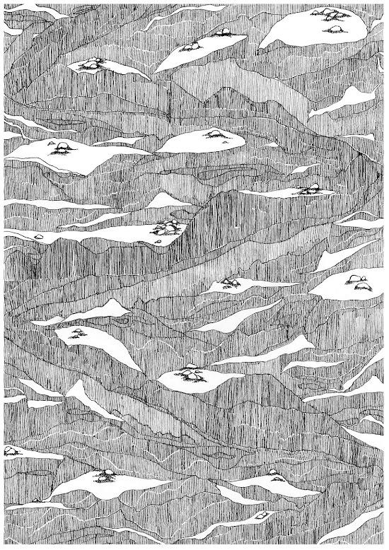 deserto de pequenas ilhas (2013)