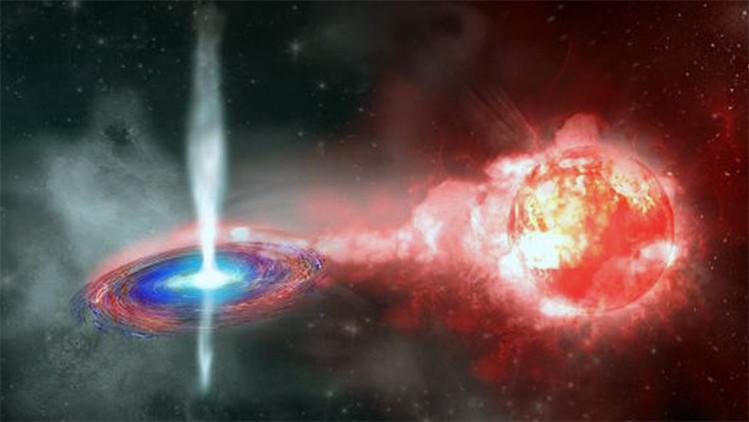 El Gran Colisionador revoluciona el origen del universo.