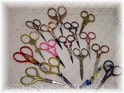 Some of My Scissors