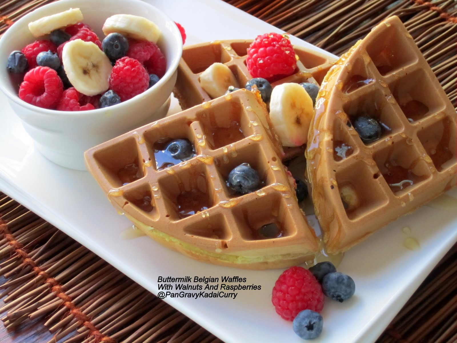 Emma's Belgian Waffles Recipes — Dishmaps