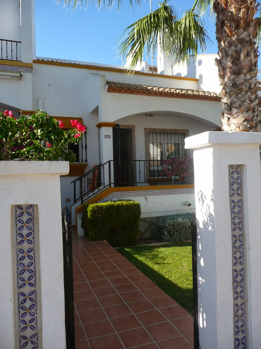 Villa to let: Costa Blanca, Spain