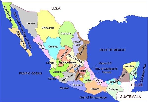 Mexico  Graphic Design