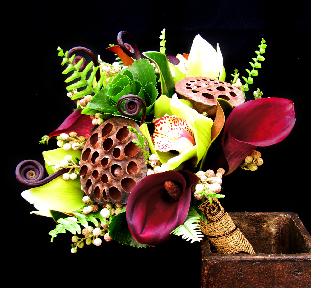 Dodge The Florist Wedding Flowers Five Unique Looks From A Recent