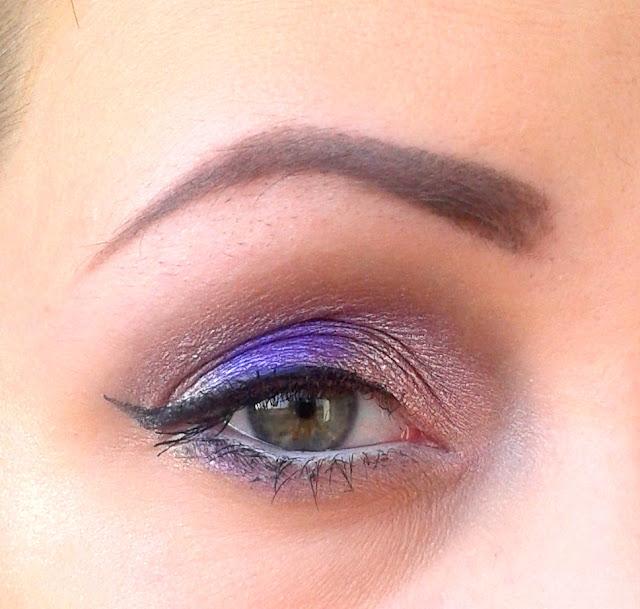 Dzienny makijaż w kolorowym wydaniu