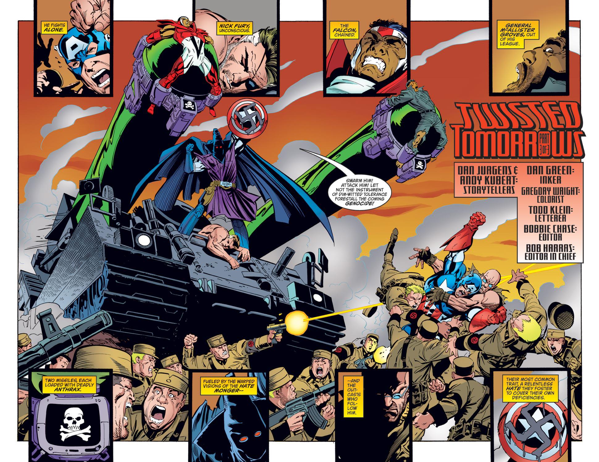 Captain America (1998) Issue #27 #33 - English 3