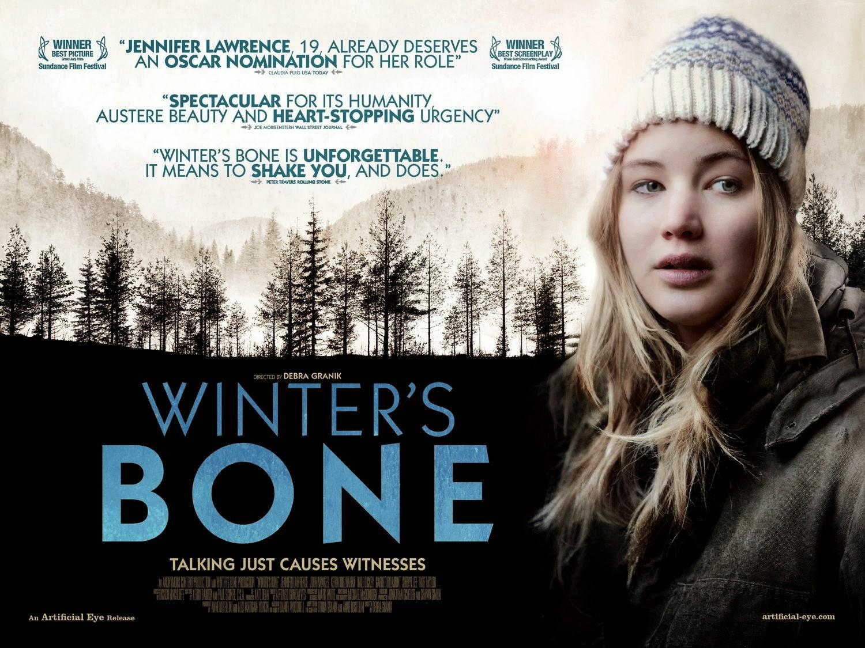 Un Gelido Inverno per Jennifer Lawrence (Winter's Bone)