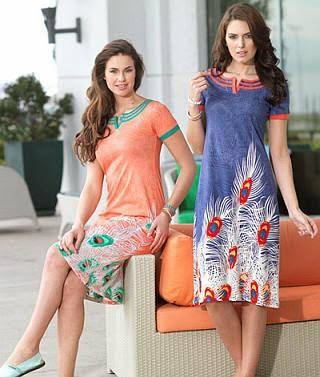 Женские халаты, пижамы и домашняя одежда оптом