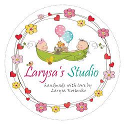 Handmade из фетра ♥ Larysa's Studio