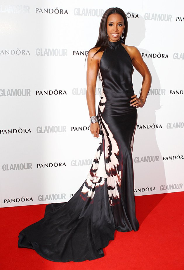 Actress Dress-Up Picture of Kelly Rowland