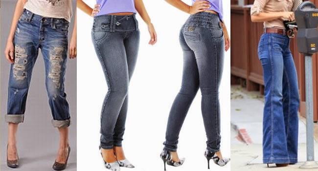 Calças Jeans Femininas Fotos Modelos 6 Calças Jeans Femininas Fotos Modelos