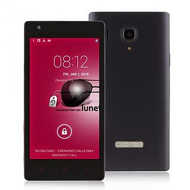 Smartphone HTM M1 Dual Core Android 4.2