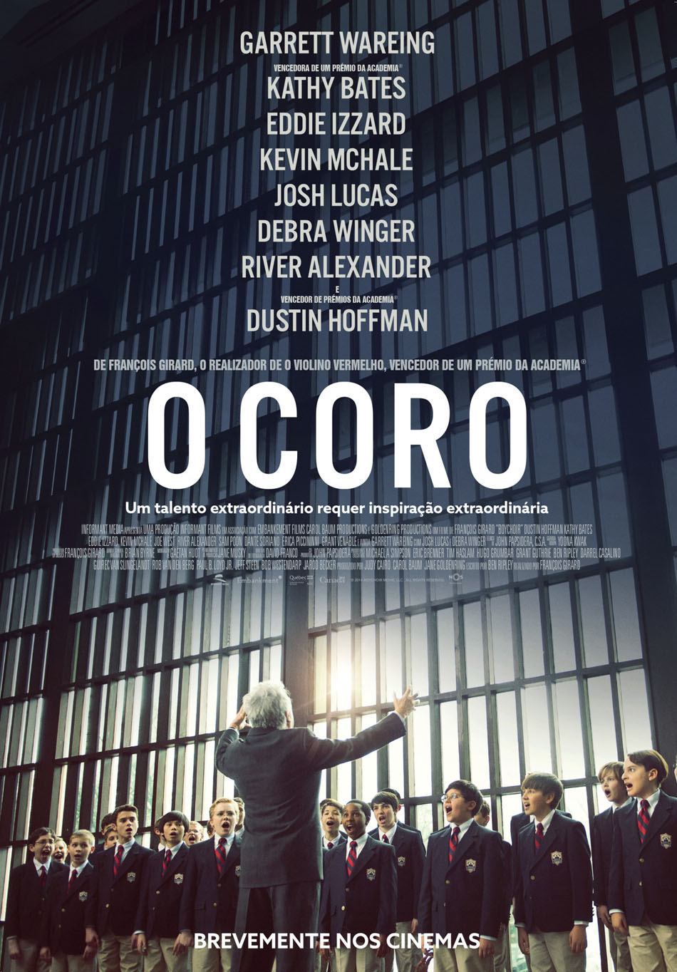 O Coro – Legendado (2014)