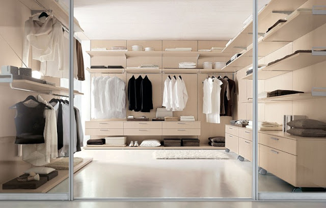 Check Out These Amazing Room Sized Closets