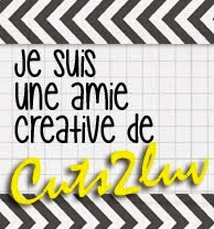 Amie Créative Cuts2Luv