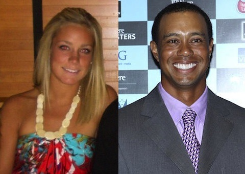 tiger woods new girlfriend alyse johnson. Photos of Alyse Lahti Johnson