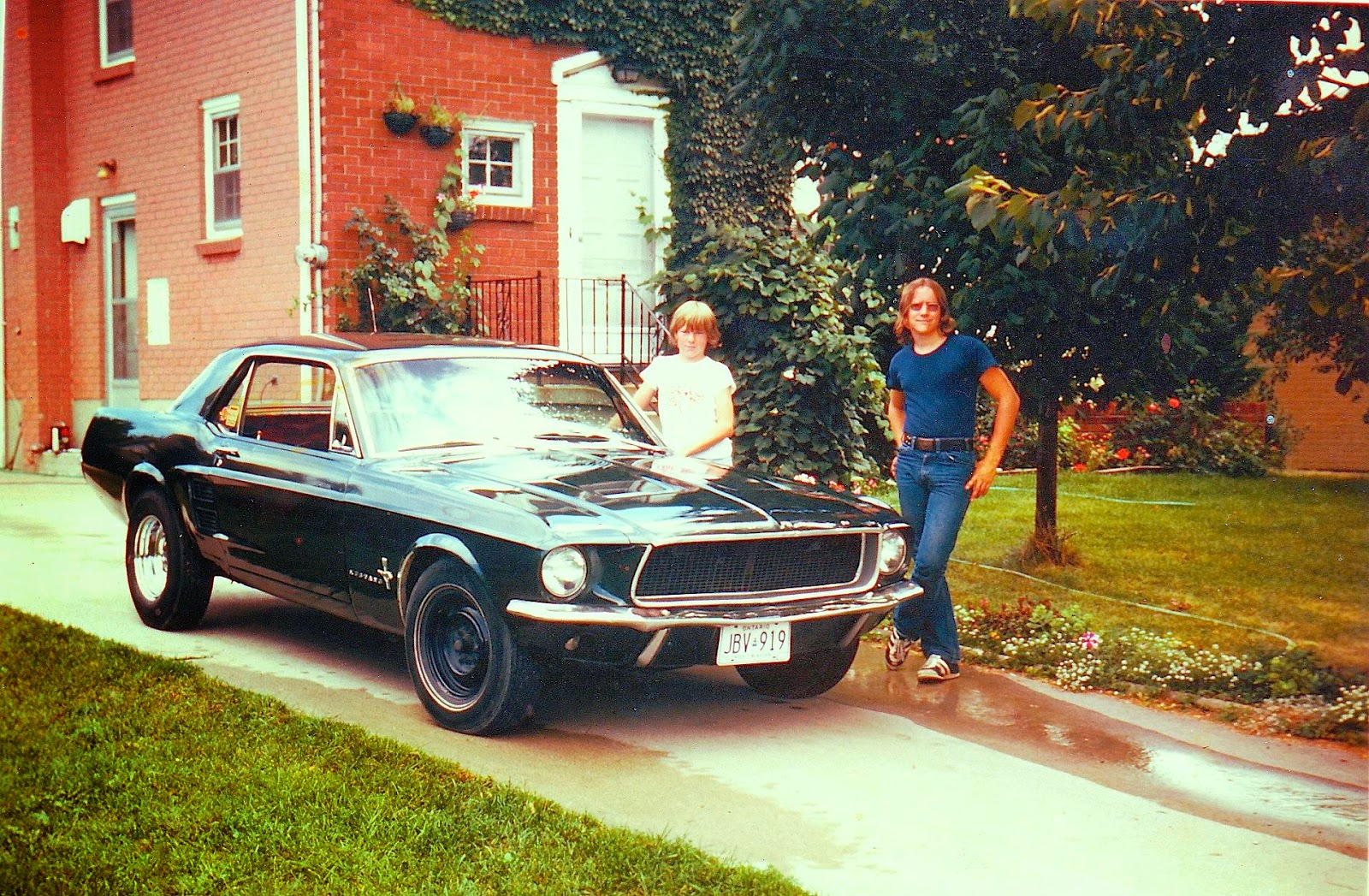 Mustang And Me