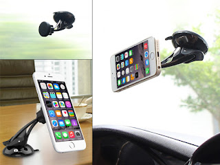 Car Mount and Charger Bundle