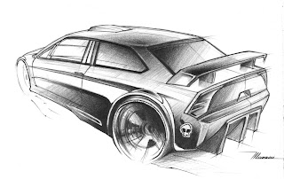 how to drawing cars