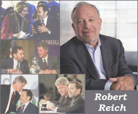 Secretary of Labor Robert Reich