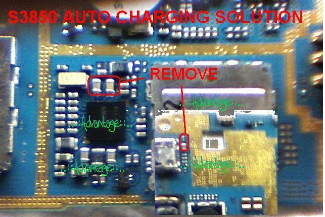 Samsung GT E2232 Charging Problem