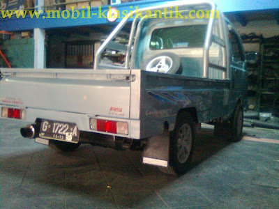modifikasi suzuki carry pick up
