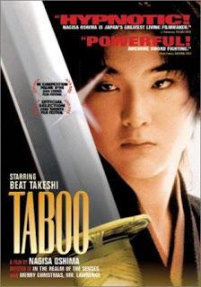 Gohatto o Taboo, (1999), gay película
