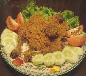 Resep Ayam Goreng Kalasan
