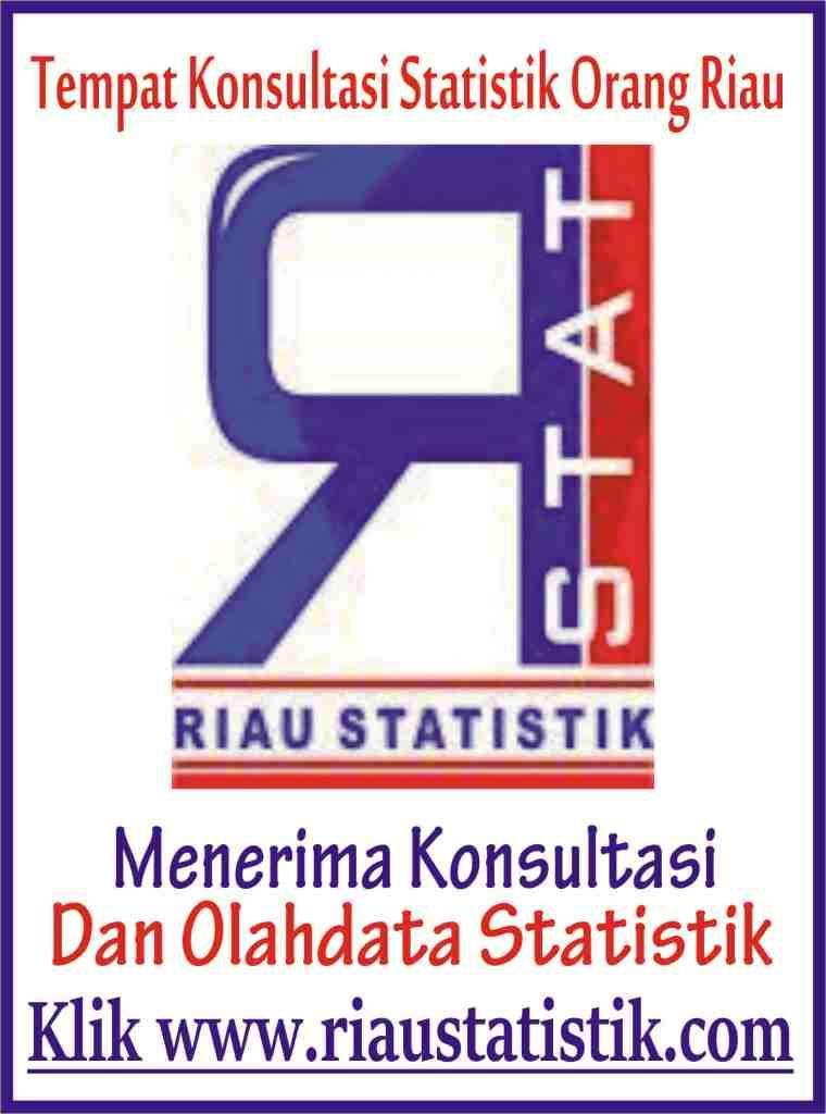 Konsultan Statistik