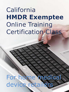 Exemptee Certification Class