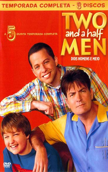 Dois Homens e Meio 5ª Temporada Torrent – BluRay 720p Dual Áudio (2007)