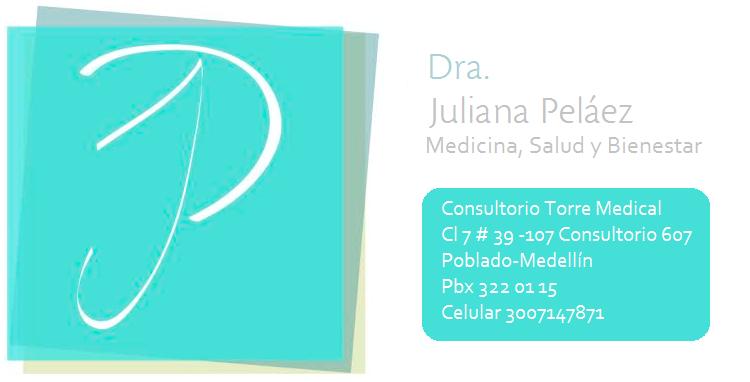 Dra. Juliana Peláez Ospina