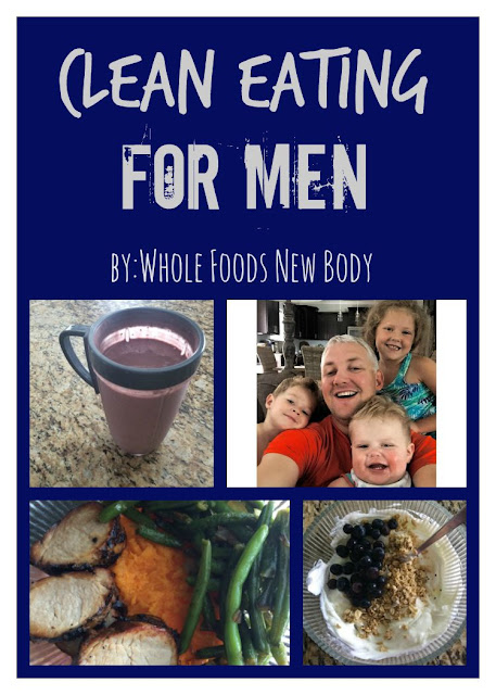 clean eating for men