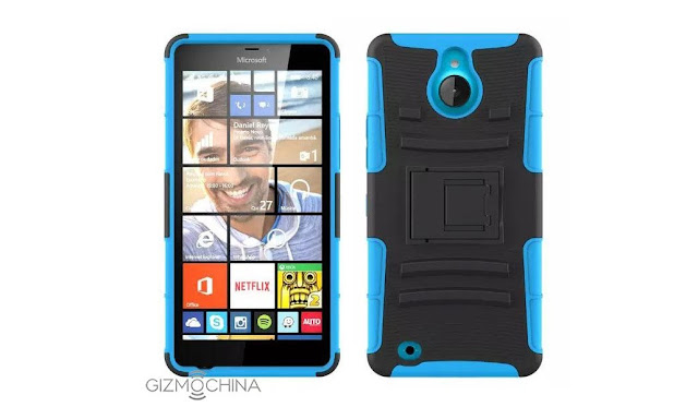 Microsoft Lumia 850 Cases Leaked in Different Colours