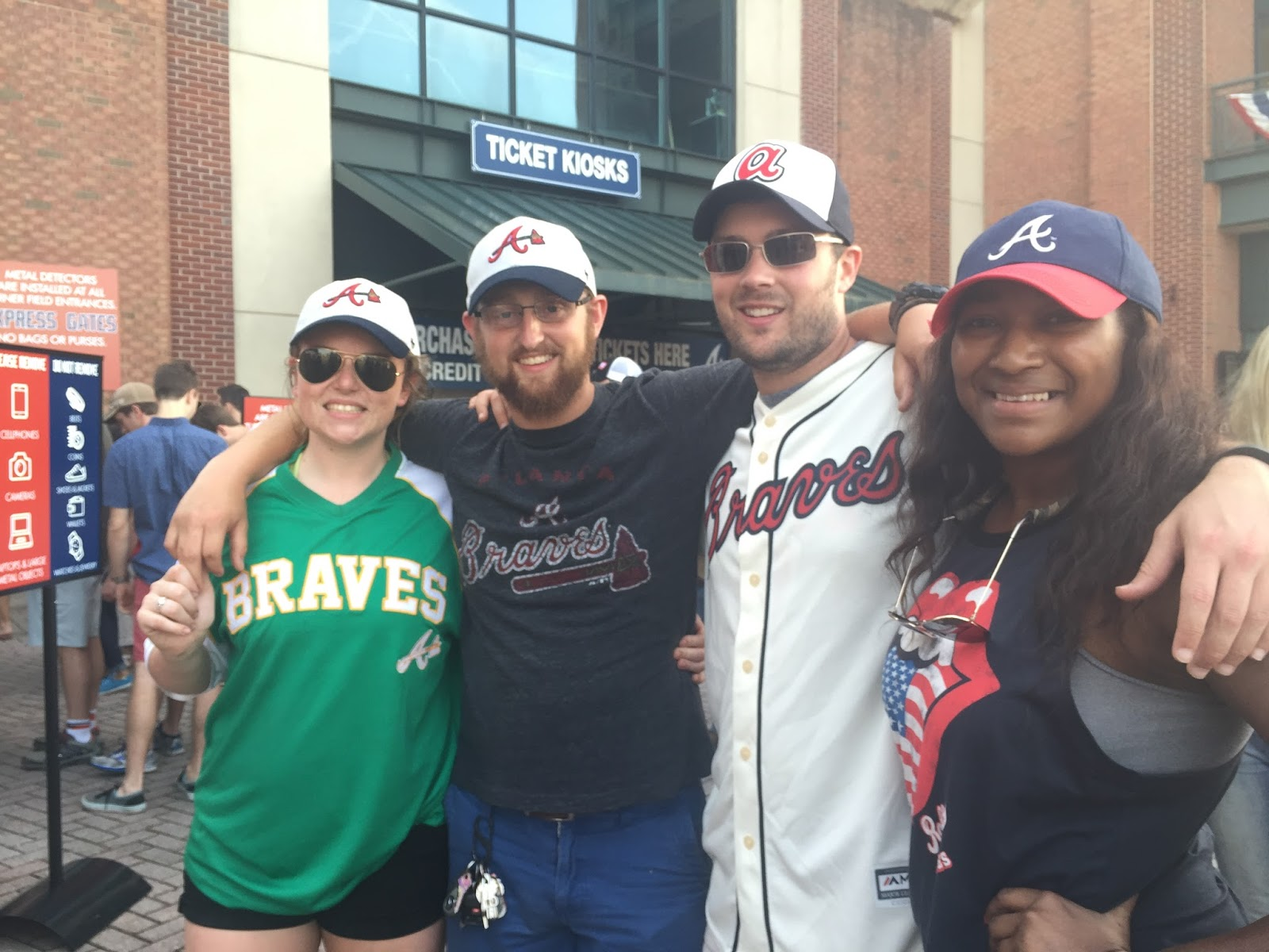 Atlanta Adventures: Braves - Operationtwenties.com