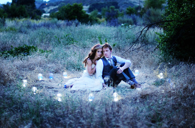 Life Of A Vintage Lover A Twilight Wedding