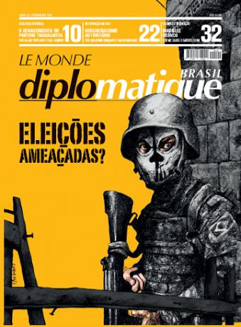 Le Monde Diplomatique: Edição Abril de 2018