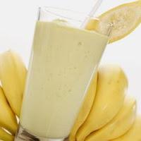 jus pisang