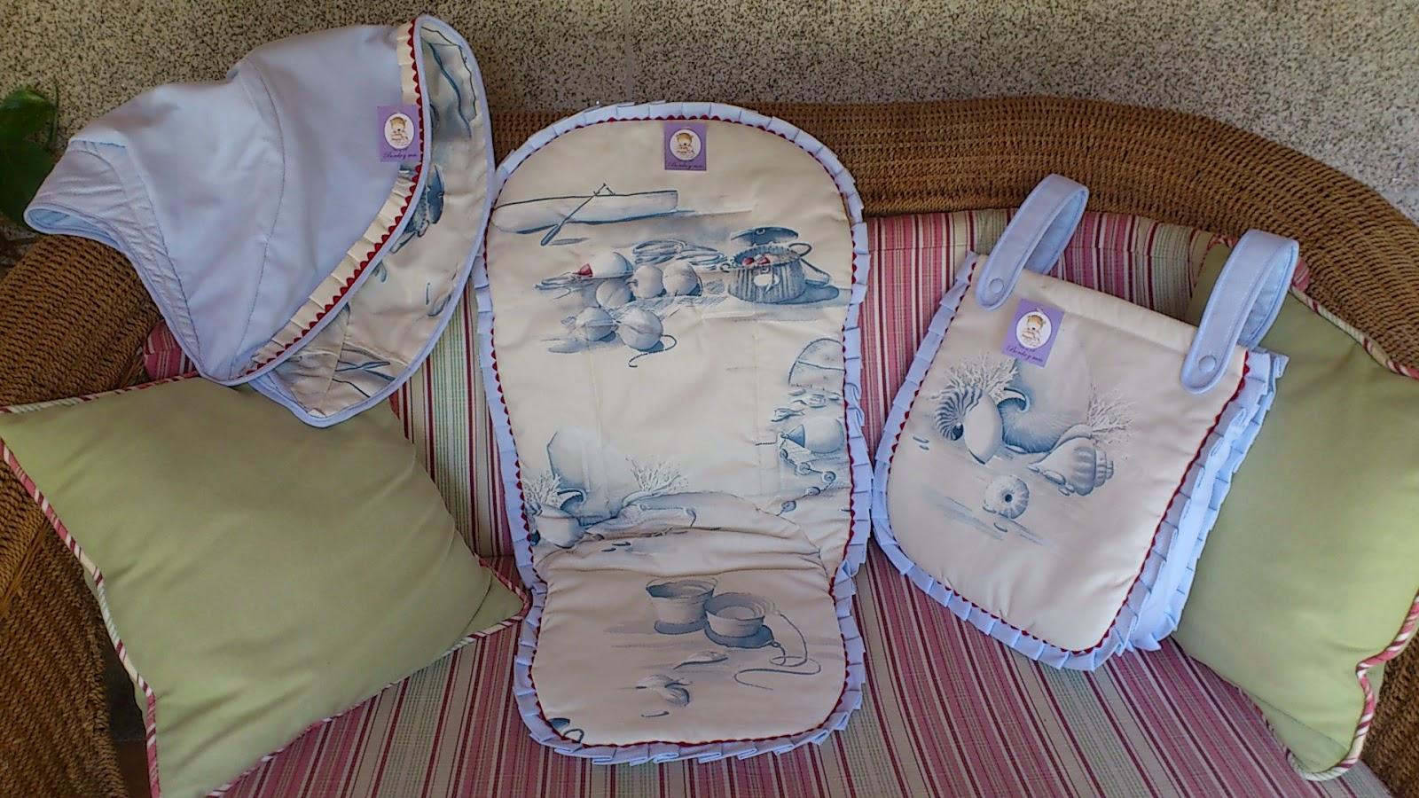 sacos para sillas de paseo personalizados