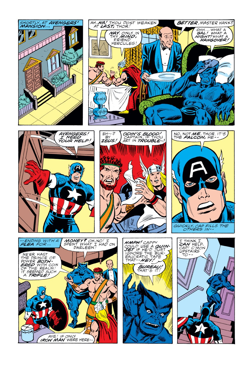 Captain America (1968) Issue #229 #143 - English 8
