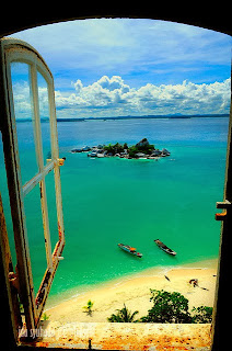 Pulau Lengkuas Indonesia