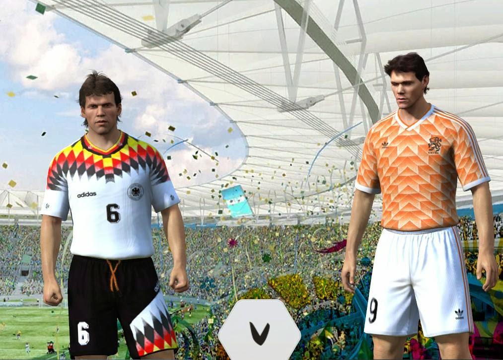 FIFA 14 ModdingWay Mod - 1.7.1 All In One f10071fe9